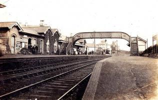 Victorian Cast Iron Railway Bridge