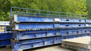 12m x 4.8m Vehicle bridge