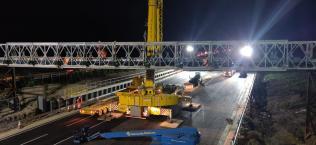 21m Panel bridge