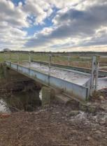 12m vehicle bridge (Feakin)
