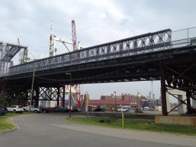 Acrow panel link bridge - 16 individual spans available